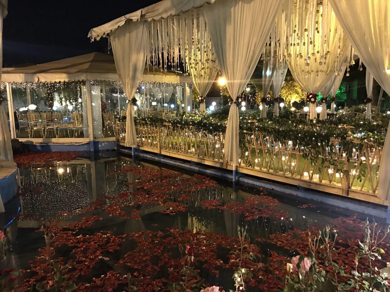 باغ عقد و عروسی