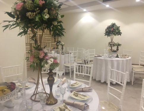 برگزاری مراسم عروسی در منزل