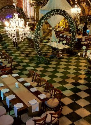 باغ عروسی در تهران