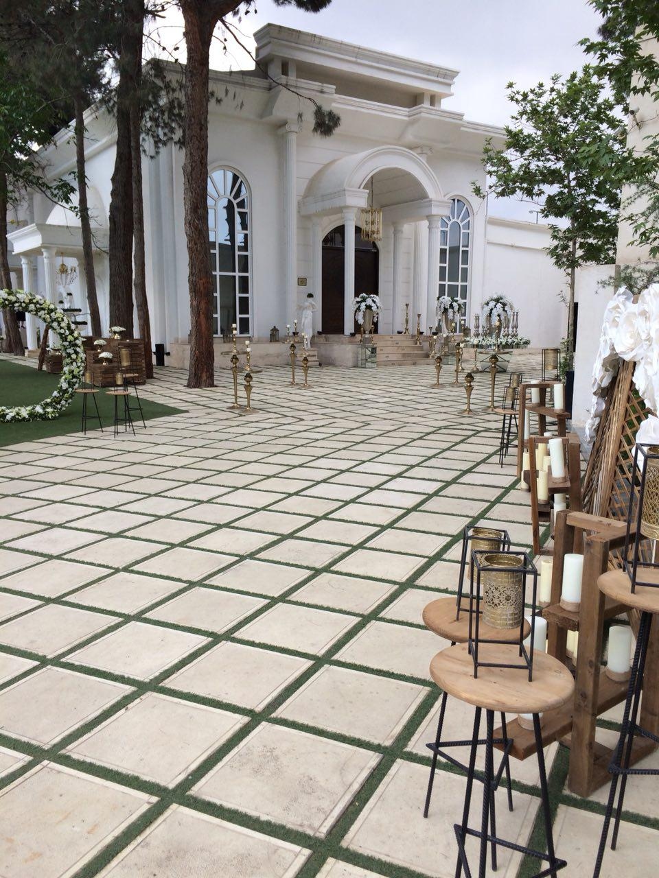 عمارت عروسی ملک