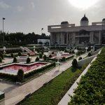 باغ عمارت عروسی