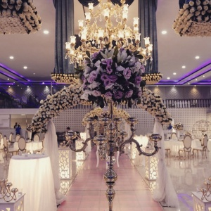 شمع ارایی مراسم عروسی