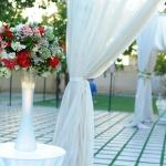 مراسم در عمارت عروسی