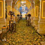 دیزاین و طراحی سالن عروسی