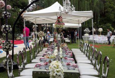 بهترین باغ تالار عروسی تهران
