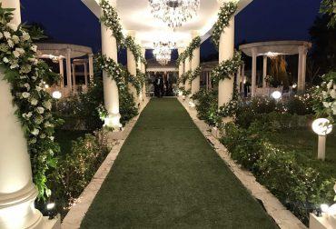 باغ عروسی با قیمت مناسب تهران