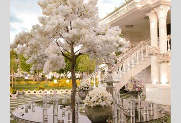 باغ عروسی شهریار و گرمدره