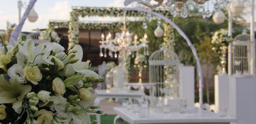 عقد و عروسی در منزل