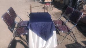 میز مستطیل برای اجاره
