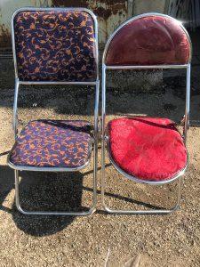 صندلی تاشو تجهیزات جشن
