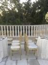 مراسم در باغ شخصی